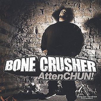 Bone Crusher - Attenshun! [CD] USA import