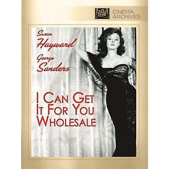 I Can Get It for You Wholesale [DVD] USA import