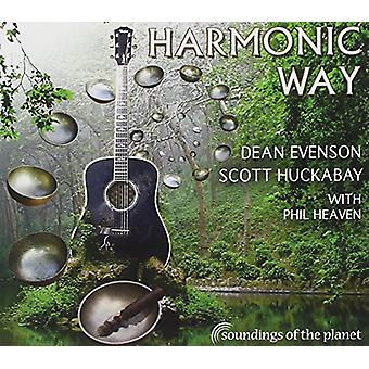 Evenson, dekan / Huckabay, Scott - harmonisk måde [CD] USA import