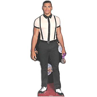 Louis Smith Life-sized pap påklædningsdukke