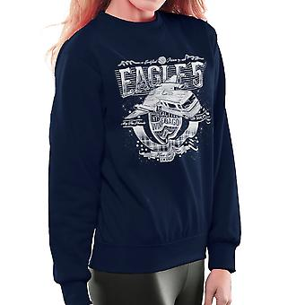 Adler 5 hyperaktiv Winnebago Spaceballs Damen Sweatshirt