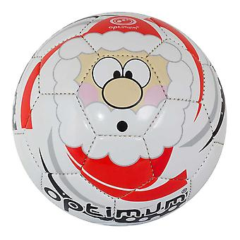 OPTIMALE Noël père Noël football - taille 4
