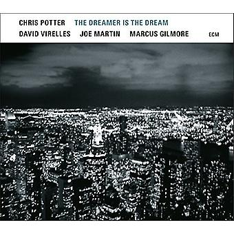 Potter Quartet, Chris - drömmaren är D [CD] USA import