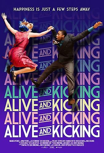 Alive and Kicking [DVD] USA import