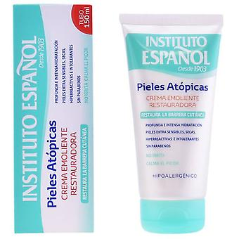 Instituto Español Emollient Cream Tube 150 Ml Atopic Skin