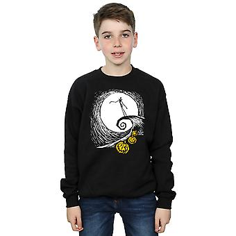 Disney jungen Nightmare Before Christmas Jack Lament Sweatshirt