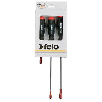 Felo Screwdrivers 500 Series Game 3 Pieces