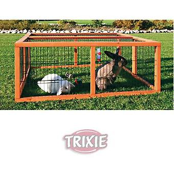 Trixie Natura Outdoor Run with Cover for rabbits (Garden , Animals , Rabbits , Warren)