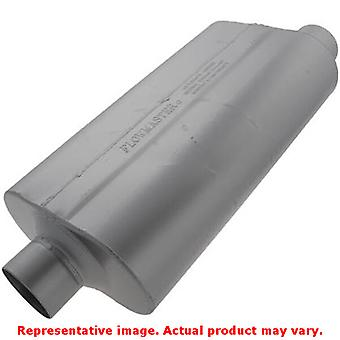 Flowmaster Performance Muffler - 50 Series Heavy Duty 9530560 3.00in Offset In