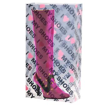 I Love My Shoes Knee Boot Boxes 54 x 29 x 12cm made in UK
