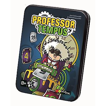 Professor Tempus Card Game
