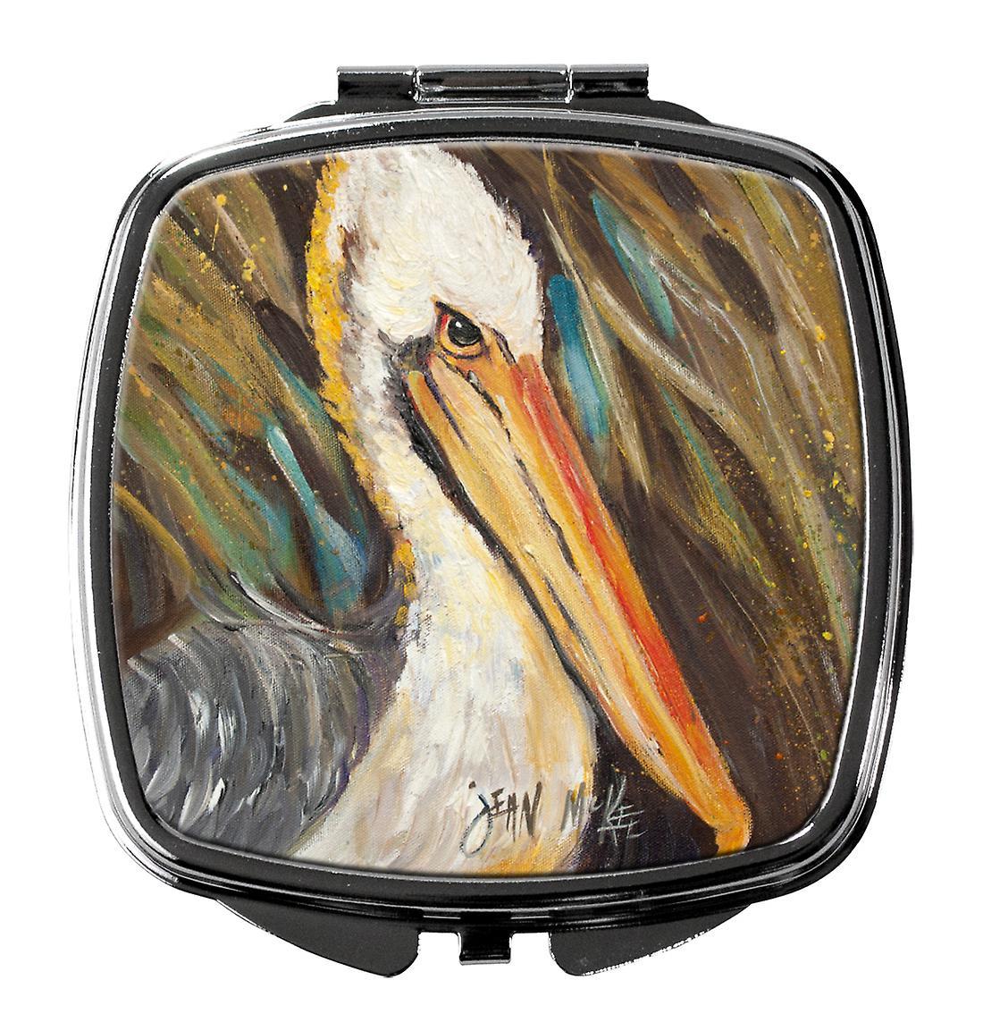 Compact Treasures Jmk1216scm West Mirror Carolines Lookin Pelican 7ygbf6Y