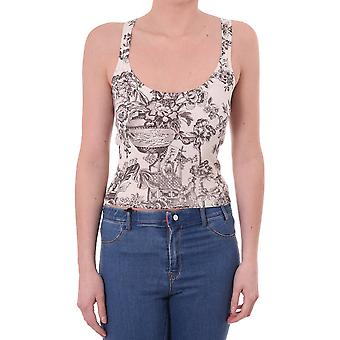 Paul Smith Vintage Womens Floral Knitted Floral Tank Top Paul Smith