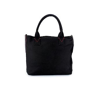 PINKO BAG ABADECO BLACK SMALL