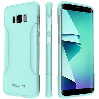 SaharaCase Galaxy S8 OnlyCase Series Classic Aqua