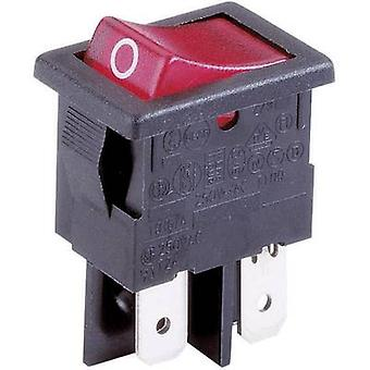 Toggle switch 230 V AC 10 A 2 x Off/On Arcolectric