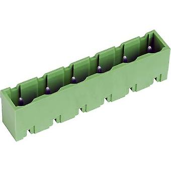Pin enclosure - PCB STLZ960 Total number of pins 8 PTR 50960085121D Contact spacing: 7.62 mm 1 pc(s)