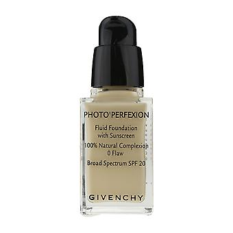 Givenchy Photo'Perfexion Foundation SPF 20 '101 Perfect Beige' 0.8Oz New In Box