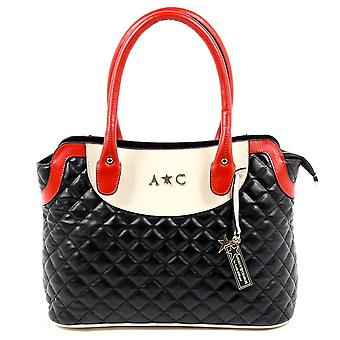 Andrew Charles Womens Handbag Black Hope