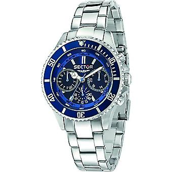Sector watches mens watch 230 multifunction R3253161009