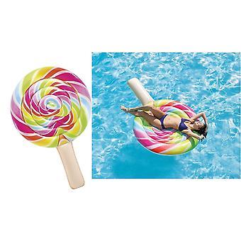 Intex tur på Lollipop oppblåsbare bassenget flyte svømming basseng solseng Water Beach