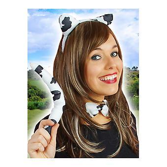Hair accessories  Cow set