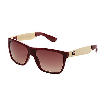 Guess Men Sunglasses Red