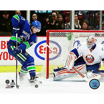 Ben Hutton 2015-16 Action Photo Print