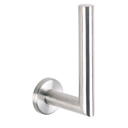 Urban Steel Spare Toilet Roll Holder in brushed PZ19