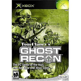 Ghost Recon spel