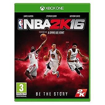 NBA 2K16 (Xbox One) - Factory Sealed