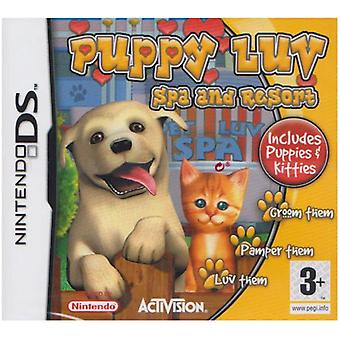 Puppy Luv Spa and Resort (Nintendo DS)