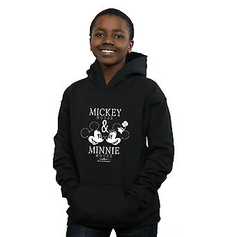 Disney Boys Mickey And Minnie Mouse Mousecrush Mondays Hoodie