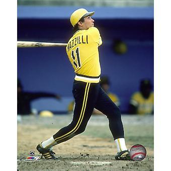 Lee Mazzilli 1983 Action Photo Print