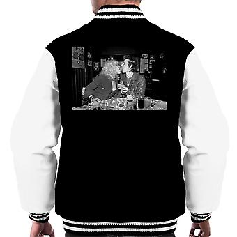 Sid Vicious And Nancy Spungen London 1978 Men's Varsity Jacket
