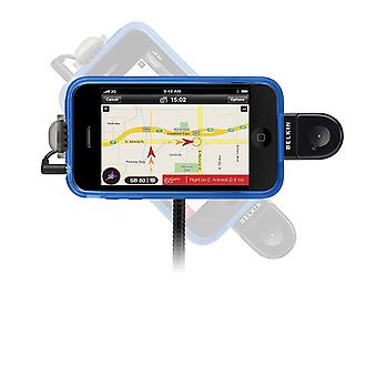 F8z442cwb de Belkin TuneBase direct con kit de manos libres para iPhone 4S 3GS iPod touch nano 2