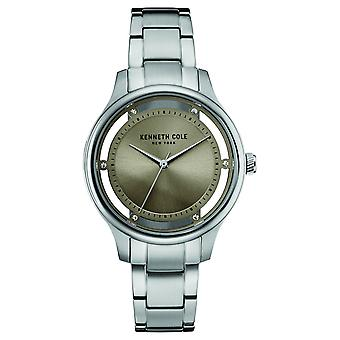Kenneth Cole New York women's wrist watch analog quartz stainless steel 10030795