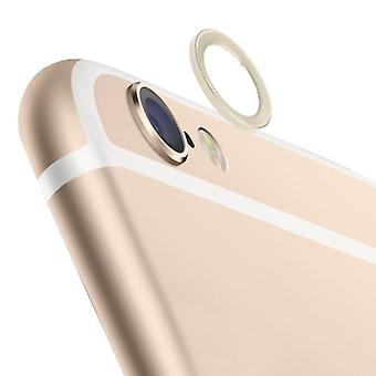 Camera protection protector ring for Apple iPhone 6 4.7 gold