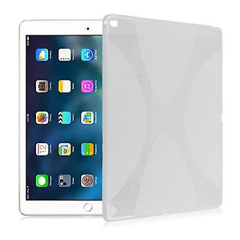 Protective cover silicone X-line series transparent cover for new Apple iPad 9.7 2017 bag