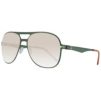 Greater than infinity sunglasses mens Green