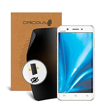 Celicious Privacy 2-Wege Anti-Spy Filter Screen Protector Film kompatibel mit Vivo Xplay5 Elite