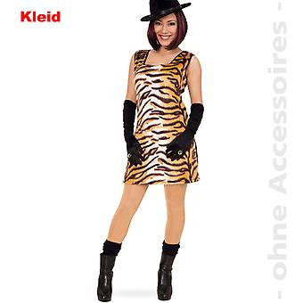 Tiger Tiger dress ladies costume predator ladies wild cat wild cat costume