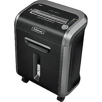 Document shredder Fellowes Powershred® 79Ci Particle cut Safety level (document shredder) 4 Also shreds Paper clips, CDs, DVDs, Staples, Credit cards
