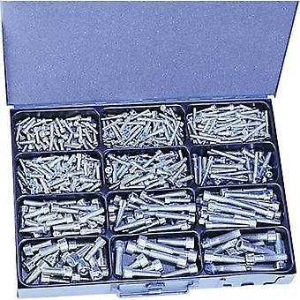 Allen Schrauben set 400 Teile 810777