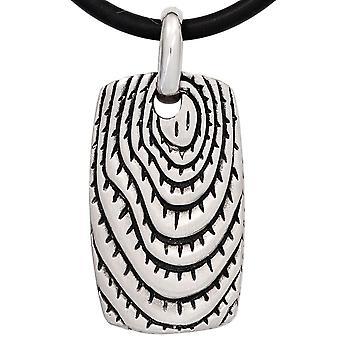 Trailer stainless steel matte finish men's jewelry mens jewelry pendants men's