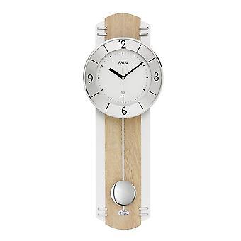 Pendulum clock radio AMS - 5291