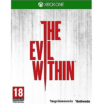 The Evil Within Xbox One Game