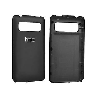 OEM HTC Trophy 6985 Standard Battery Door / Cover (Black) (Bulk Packaging)