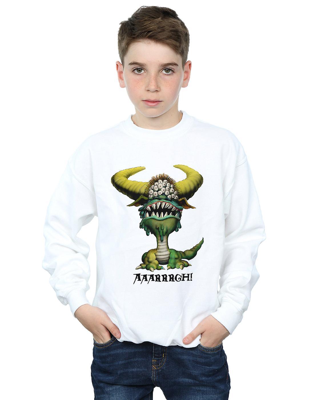 Monty Python garçons bête de AAARGH Sweatshirt