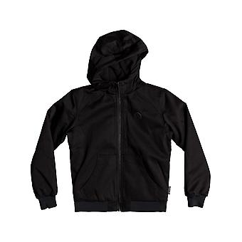 DC Black Ellis Padded Kids Waterproof Jacket
